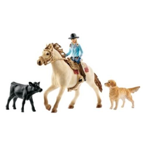 Schleich Western Riding Playset