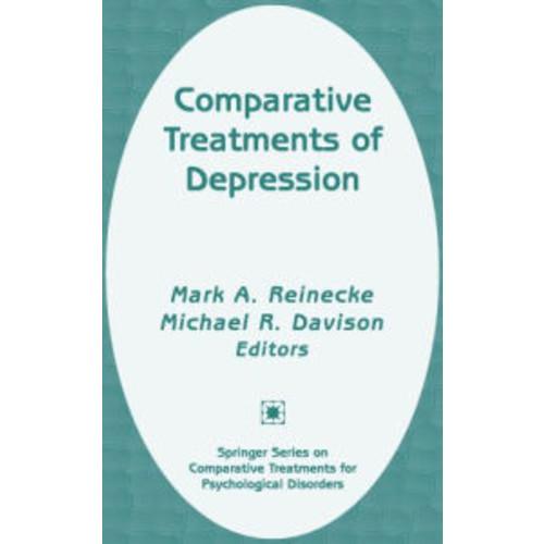 Comparative Treatments of Depression / Edition 1