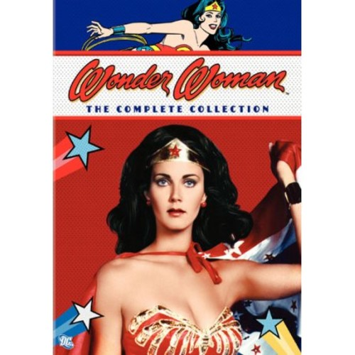 Wonder Woman: The Complete Series Collection (Full Frame)