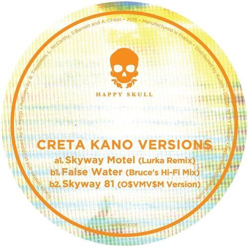 Versions [12 inch Vinyl Single]