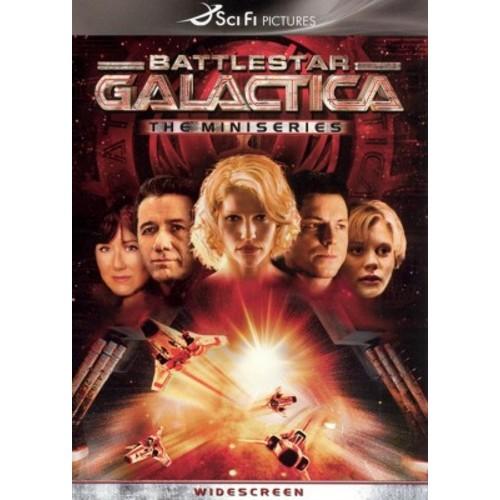 Battlestar Galactica: The Miniseries (dvd_video)
