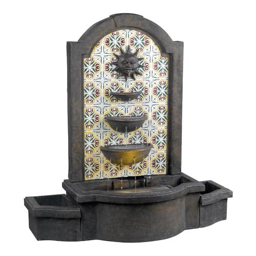 Cascada Indoor/Outdoor Floor Fountain