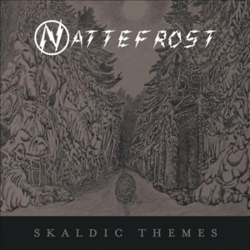 Nattefrost - Skaldic Themes (Vinyl)