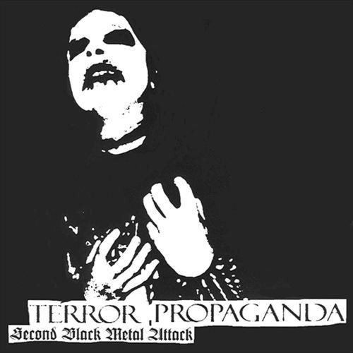 Terror Propaganda Second Black Metal CD (2004)