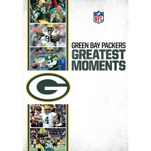 NFL Greatest Moments: Green Bay Packers [DVD]