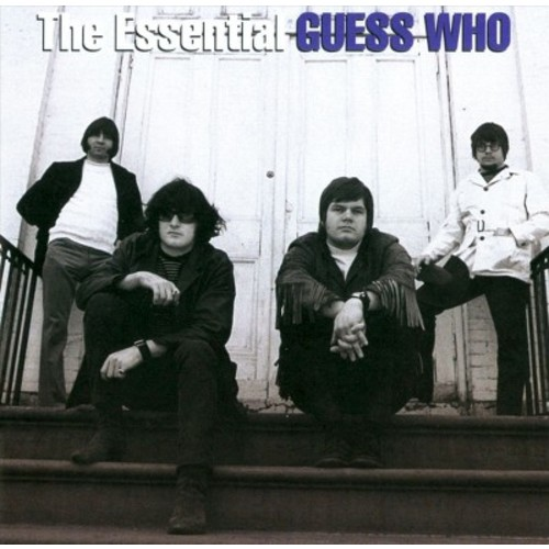 The Guess Who - The Essential Guess Who (CD)