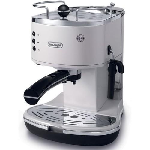 DeLonghi Icona ECO310 15 Bar Pump Driven Espresso/Cappuccino Maker; White