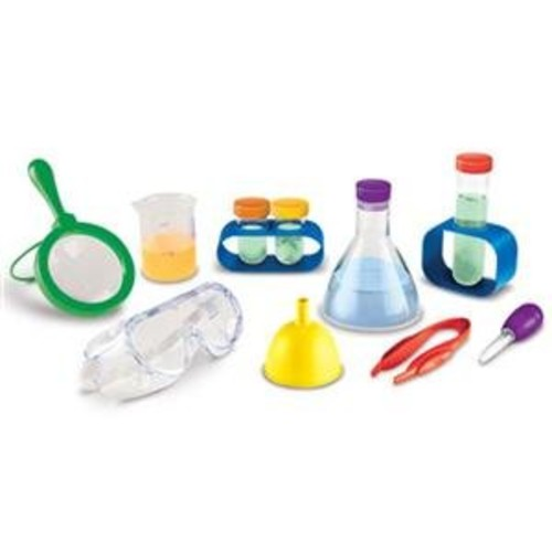Learning Resources Primary Science Lab Activity Set, 12 Pieces [Standard Packaging]