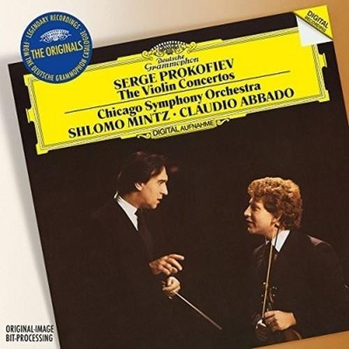 Chicago Symphony Orchestra - Originals: Prokofiev- The Violin Concertos
