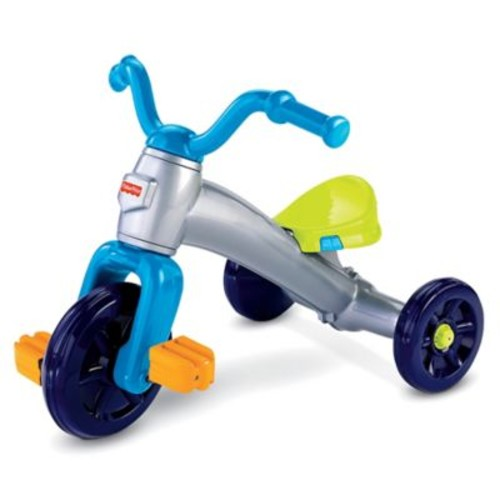Fisher-Price Grow-With-Me Trike in Blue