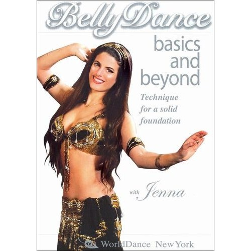 Belly Dance Basics and Beyond: Technique for a Solid Foundation [DVD] [English] [2006]