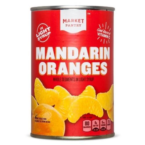 Mandarin Oranges 15 oz - Market Pantry