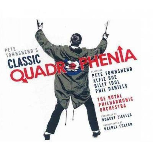 Pete townshend - Classic quadrophenia (CD)