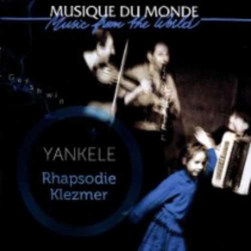 Rhapsodie Klezmer [CD]