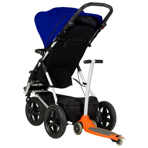Mountain Buggy +One Stroller with Second Seat & Cocoon, Marine [Marine]