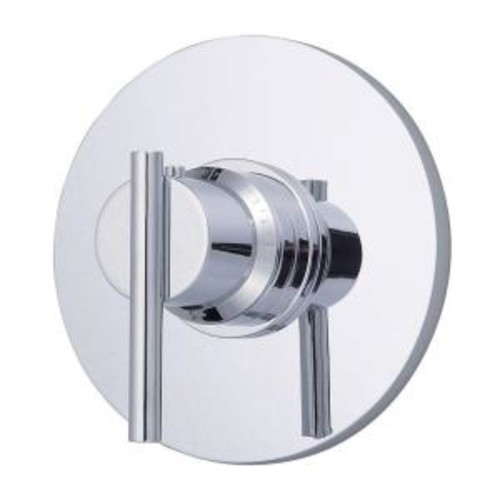 Danze Parma 3/4 in. Thermostatic Shower Trim Only in Chrome (Valve Not Included)