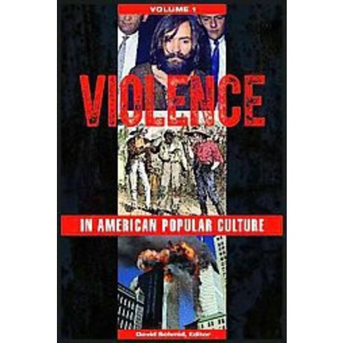 Violence in American Popular Culture (Hardcover)