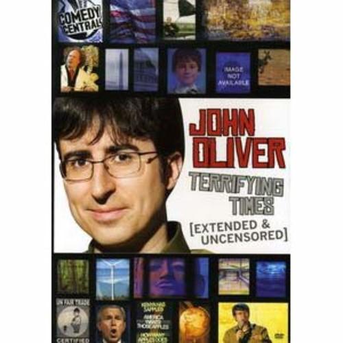 John Oliver: Terrifying Times WSE DD5.1/DD2