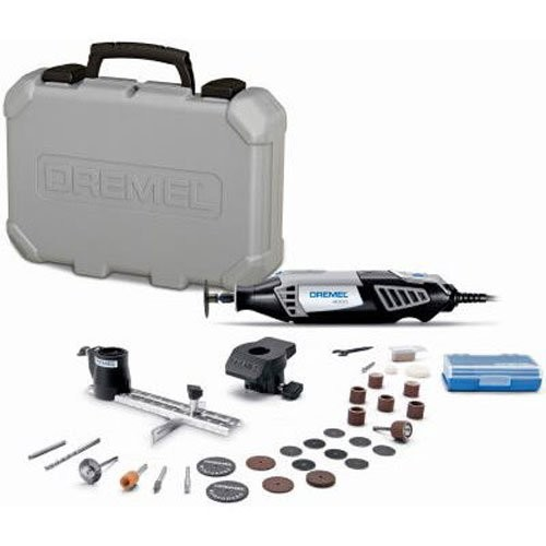 Dremel 4000-2/30 120-Volt Variable Speed Rotary Tool Kit - Corded [Rotary tool]