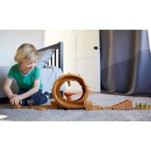 Mattel,Disney,Disney Pixar Cars,Disney Pixar Disney Pixar Cars 3 Willy's Butte Transforming Track Set