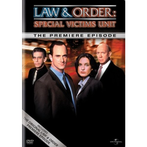 Law & Order: Special Victims Unit - The Premiere Episode (Full Frame)