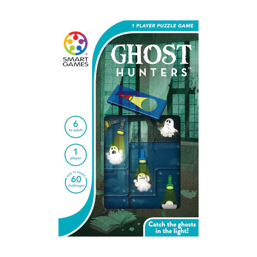 SmartGames Ghost Hunters Puzzle