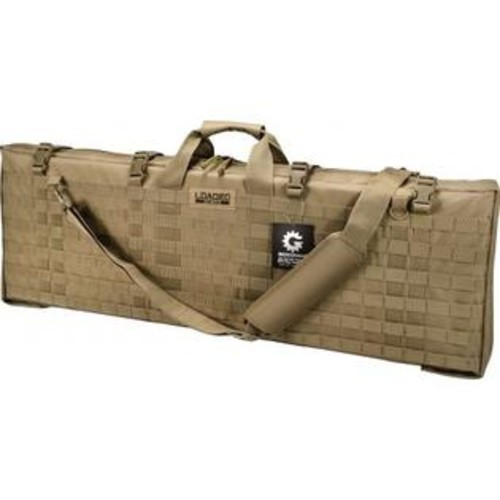 Loaded Gear RX-300 40in Tactical Rifle Bag,40x2x15in,Dark Earth