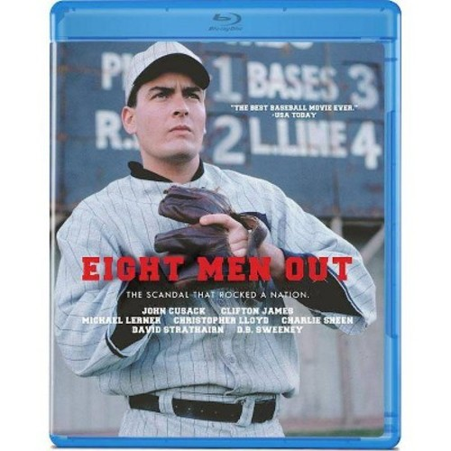 Eight Men Out [Blu-ray] [1988]