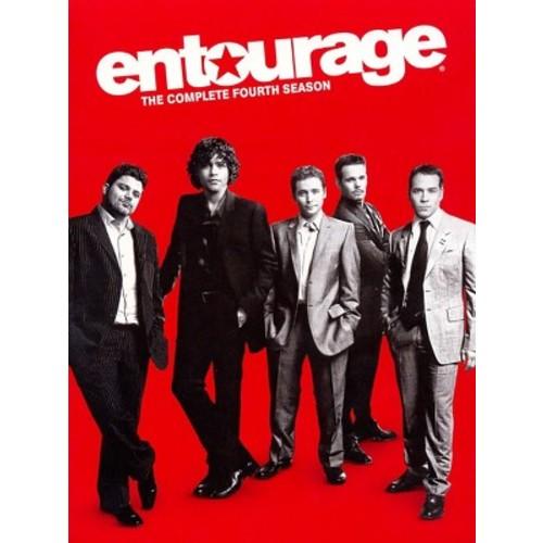 Entourage: The Complete Fourth Season [3 Discs]
