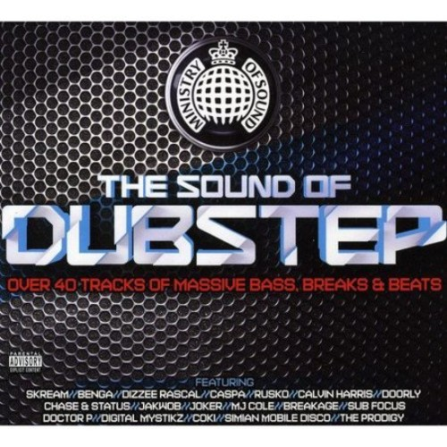 Ministry of Sound: The Sound of Dubstep 4 [CD]