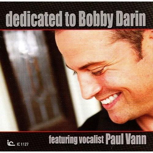 Dedicated to Bobby Darin [CD]