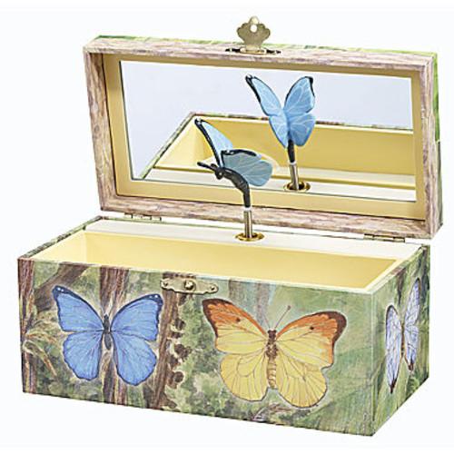 Enchantmints Butterfly Music & Treasure Box