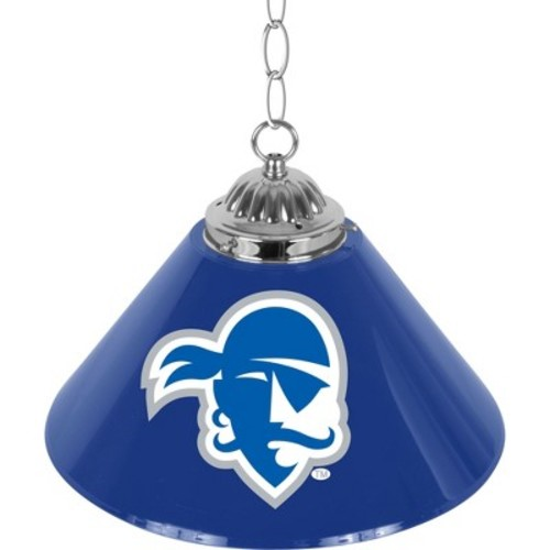 NCAA Seton Hall Pirates Single Shade Bar Lamp - 14