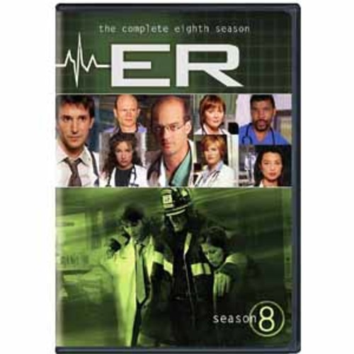 ER: The Complete Eighth Season [DVD]