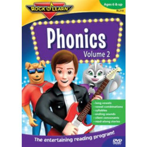 Rock 'N Learn: Phonics, Vol. 2