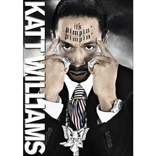 Katt Williams: It's Pimpin' Pimpin' (DVD)