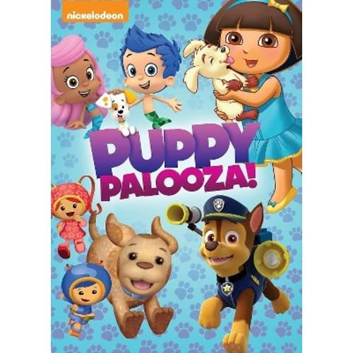 Nickelodeon Favorites: Puppy Palooza! Dvd Video