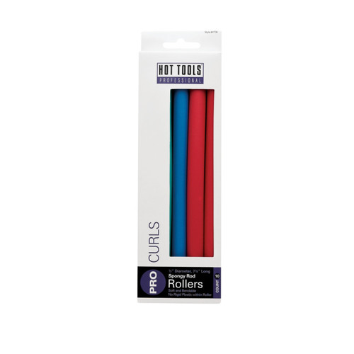 Professional Long Spongy Rod Rollers