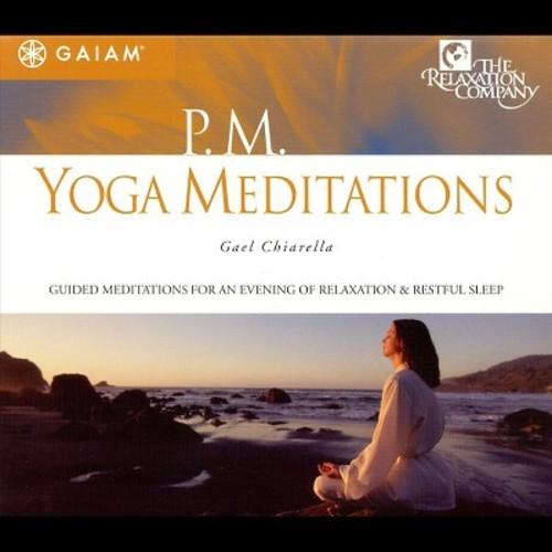 Gael chiarella - P.M. yoga meditations (CD)