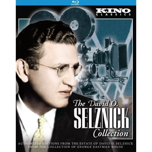 The Selznick Collection [5 Discs] [Blu-ray]
