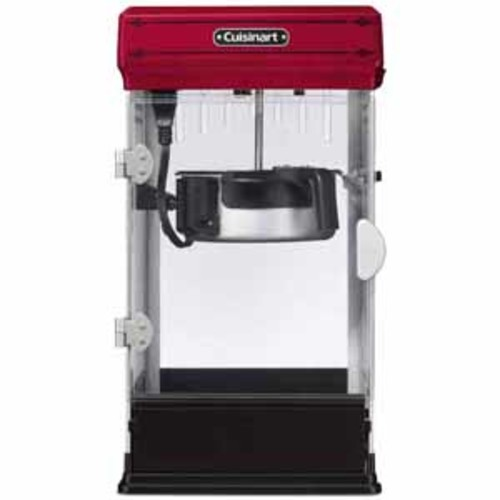 Cuisinart Classic Style Popcorn Maker - Red