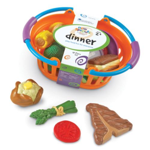 Sprouts Breakfast Basket