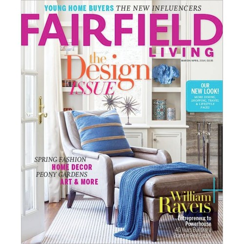 Fairfield Living 1 Year Magazine Subscription