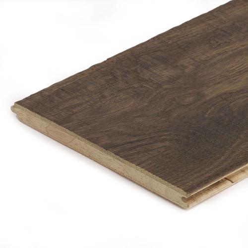 Take Home Sample - Bermuda Oak Engineered Hardwood Flooring - 7-31/64 in. x 8 in.