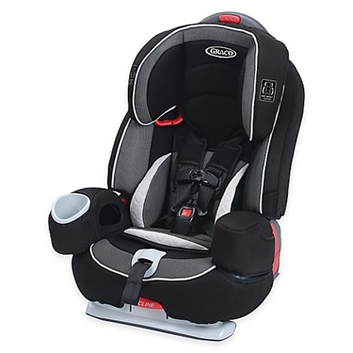 Graco Nautilus 80 Elite 3-in-1 Harness Booster Car Seat in Chase