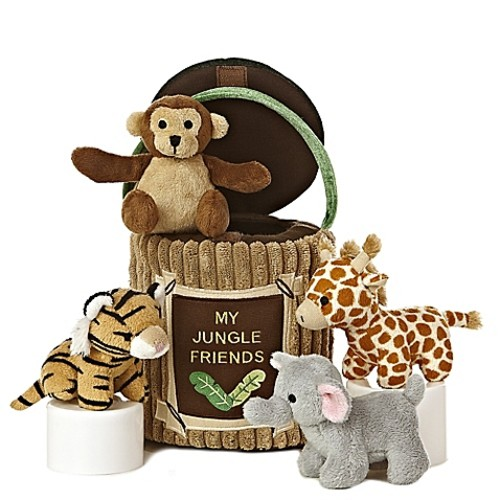 Aurora My Jungle Friends Baby Talk Playset