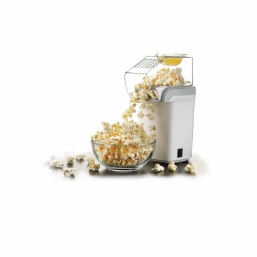 Brentwood - 12-Cup (PC-486W) Hot Air Popcorn Maker - White