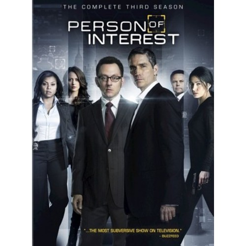 Person of Interest: The Complete Third Season [6 Discs]