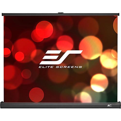 Elite Screens PC45W PicoScreen Portable Table Top Manual Projection Screen (45