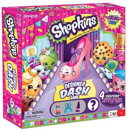 Shopkins Designer Dash Playset